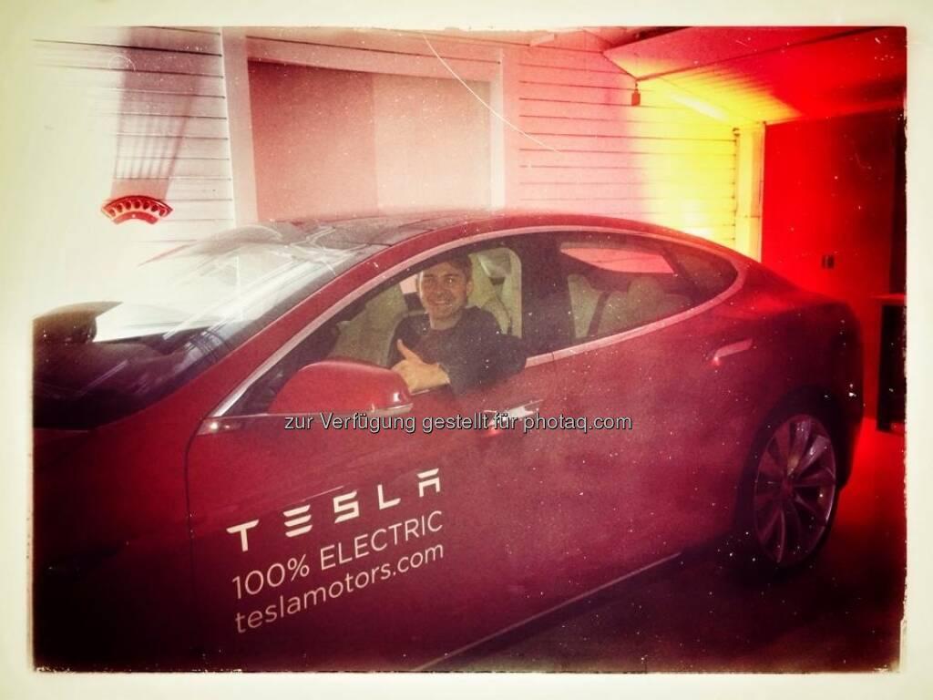 Let's go Tesla! (05.05.2016)