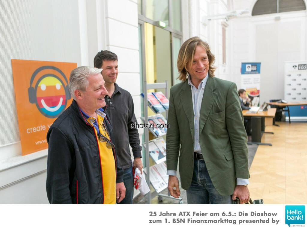 Thomas Schneidhofer, Rudolf Zipfelmayer, Daniel Keiper-Knorr, © Martina Draper/photaq (07.05.2016)