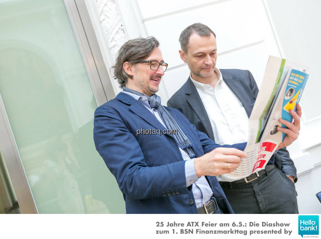 Josef Chladek, Thomas Keul, © Martina Draper/photaq (07.05.2016)