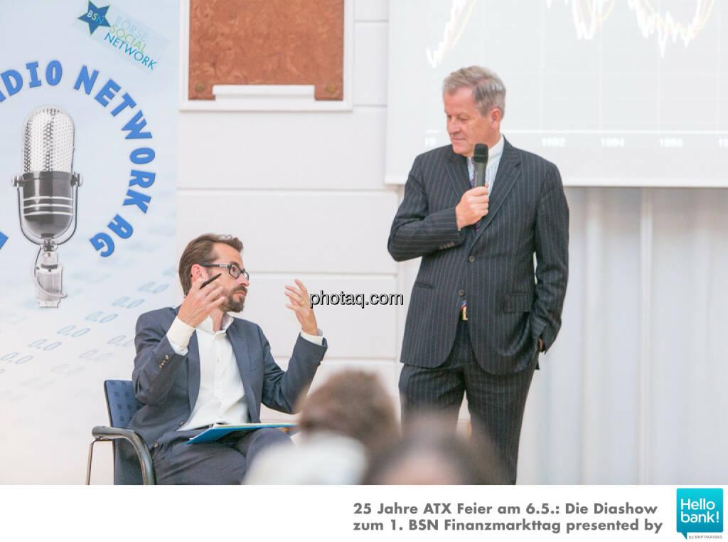 Hans Weitmayr, Eduard Zehetner für die Dr. Eduard Zehetner Chart Challenge http://www.photaq.com/page/index/2503, © Martina Draper/photaq (07.05.2016)