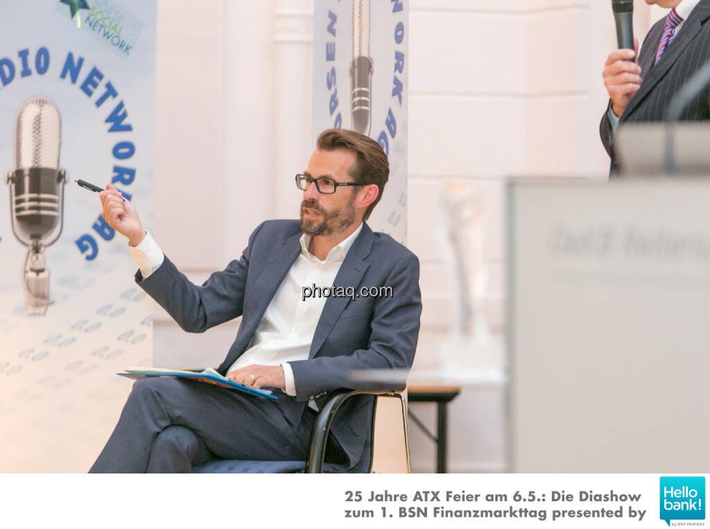 Hans Weitmayr, © Martina Draper/photaq (07.05.2016)