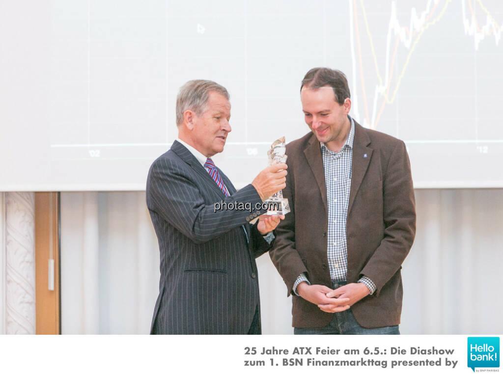 Sieger Dr. Eduard Zehetner Chart Challenge http://www.photaq.com/page/index/2503, © Martina Draper/photaq (07.05.2016)