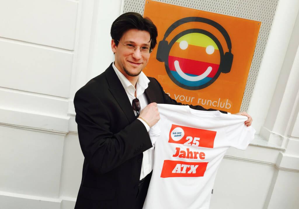 25 Jahre ATX - Lukas Jersabek (09.05.2016)