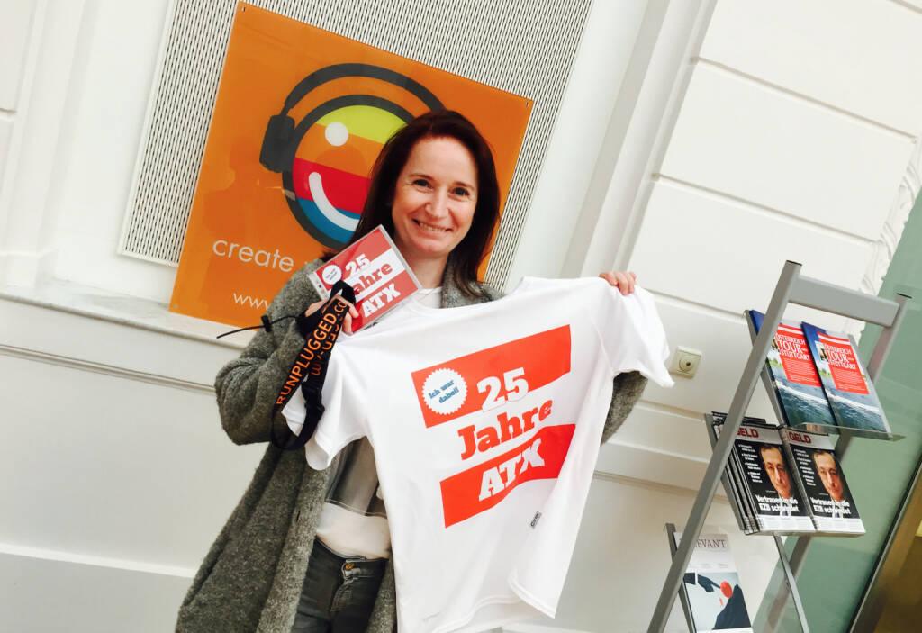 25 Jahre ATX - Barbara Dorfmeister (09.05.2016)