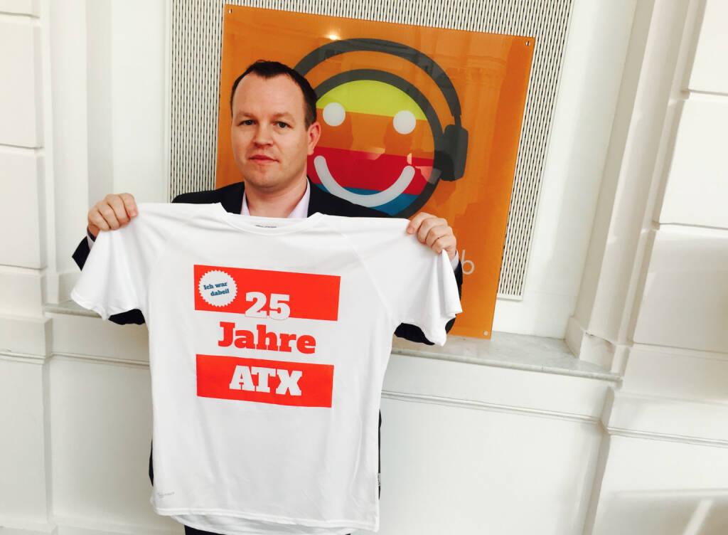 25 Jahre ATX - Gabor Mehringer (09.05.2016)