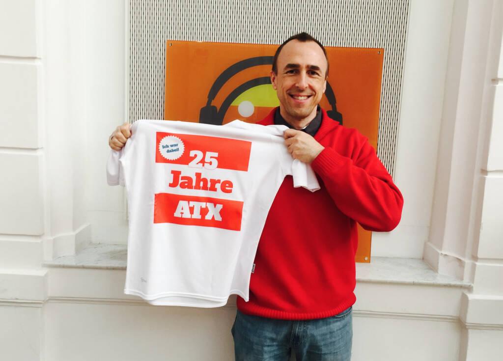 25 Jahre ATX - Manfred Zourek (09.05.2016)
