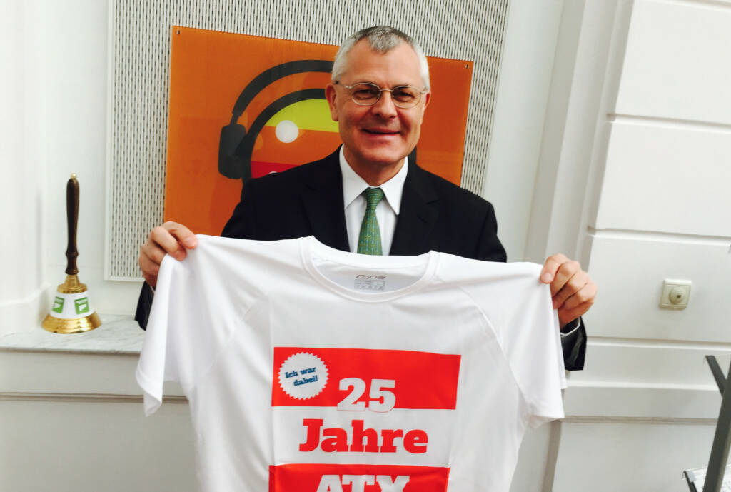 25 Jahre ATX - Michael Buhl (09.05.2016)