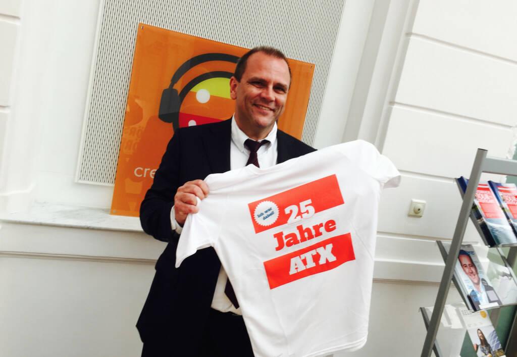 25 Jahre ATX - Michael Laufenberg (09.05.2016)