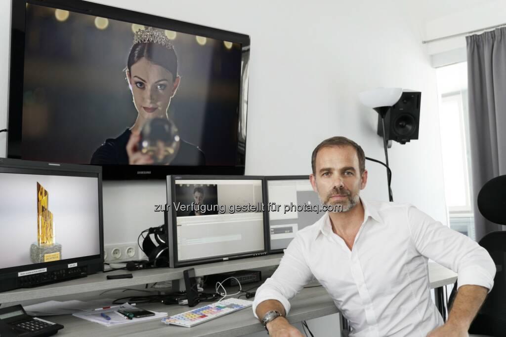 Alexander Strohmer (GF West4Media) : Internationaler Preisregen für Song Contest Eröffnungsfilm zum 60. Eurovisions Contest in Wien : Fotocredit: West4Media, © Aussendung (11.05.2016)