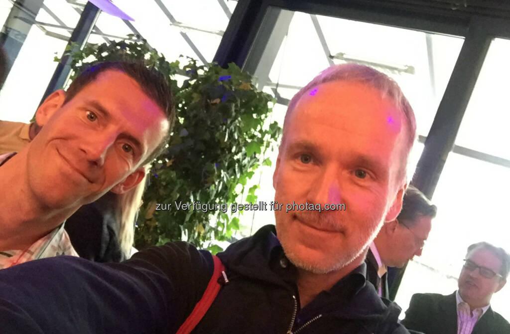 Werner Schrittwieser, Christian Drastil (11.05.2016)