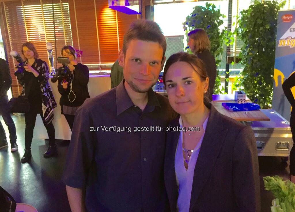 Carola Bendl-Tschiedel, Martin Tschiedel (11.05.2016)