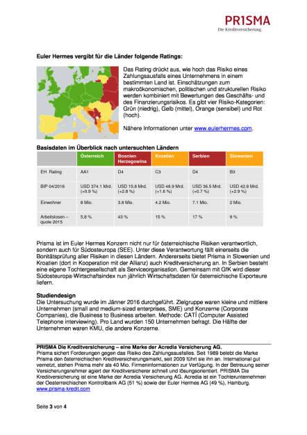 Prisma Die Kreditversicherung.: Südosteuropa-Wirtschaftsindex, Seite 3/4, komplettes Dokument unter http://boerse-social.com/static/uploads/file_1064_prisma_die_kreditversicherung_sudosteuropa-wirtschaftsindex.pdf (17.05.2016)