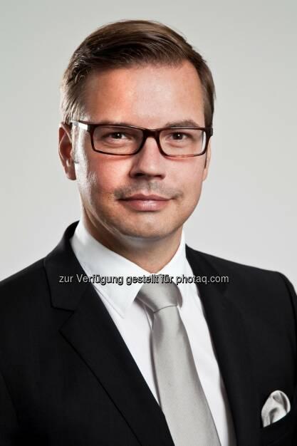 Peter Karl (GF ERSTE Immobilien KAG) : ERSTE Immobilien KAG errichtet die höchst gelegenen Mietwohnungen Wiens : Fotocredit: Erste Group, © Aussender (17.05.2016)