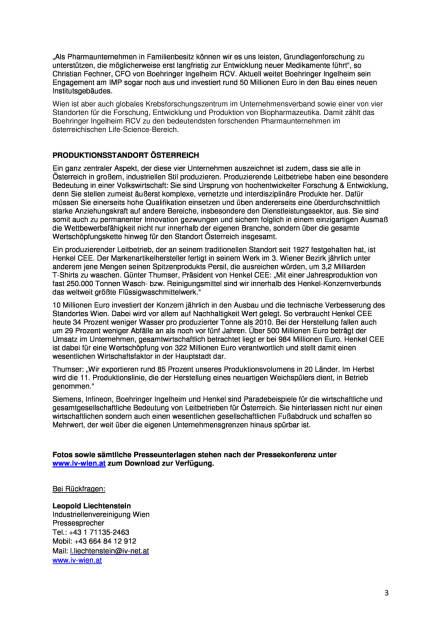 Industriellenvereinigung: Leitbetriebe in Österreich, Seite 3/3, komplettes Dokument unter http://boerse-social.com/static/uploads/file_1066_industriellenvereinigung_leitbetriebe_in_osterreich.pdf (17.05.2016)