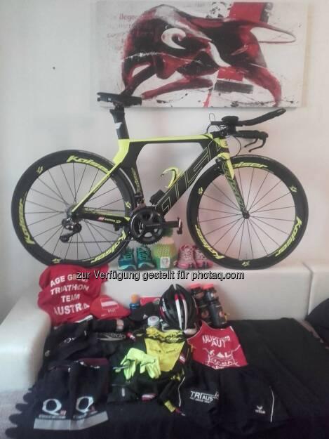 Fahrrad, Gepäck (24.05.2016)