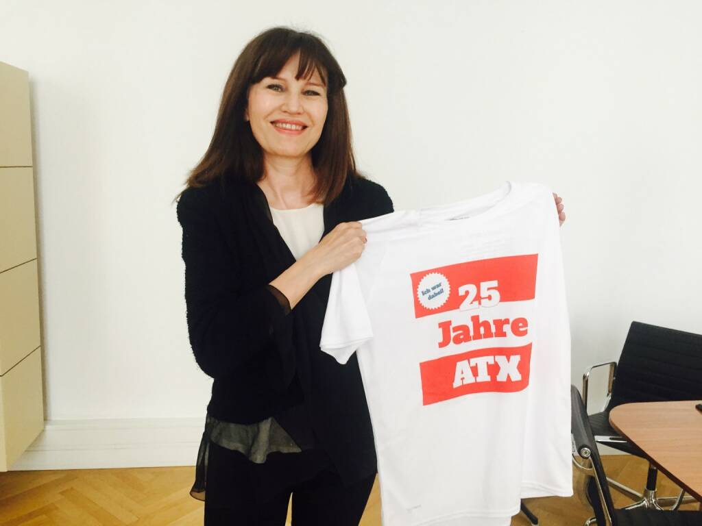 25 Jahre ATX - Birgit Kuras (27.05.2016)