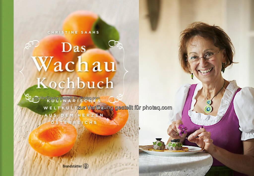 Christine Saahs : Wachau-Kochbuch zum weltweit besten regionalen Kochbuch gekürt : Fotocredit: Nikolaihof Wachau/Eisenberger, © Aussendung (01.06.2016)