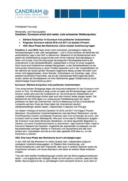 Candriam: Euroraum erholt sich weiter, Seite 1/2, komplettes Dokument unter http://boerse-social.com/static/uploads/file_1157_candriam_euroraum_erholt_sich_weiter.pdf (02.06.2016)