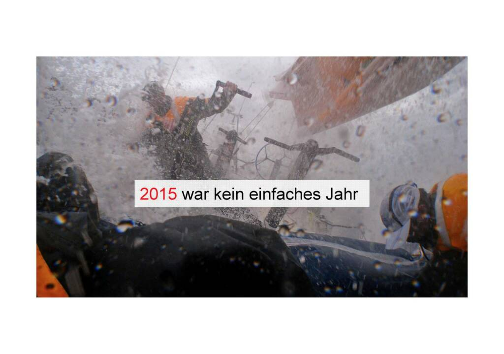 Deutsche Post - 2015 war kein einfaches Jahr (02.06.2016)
