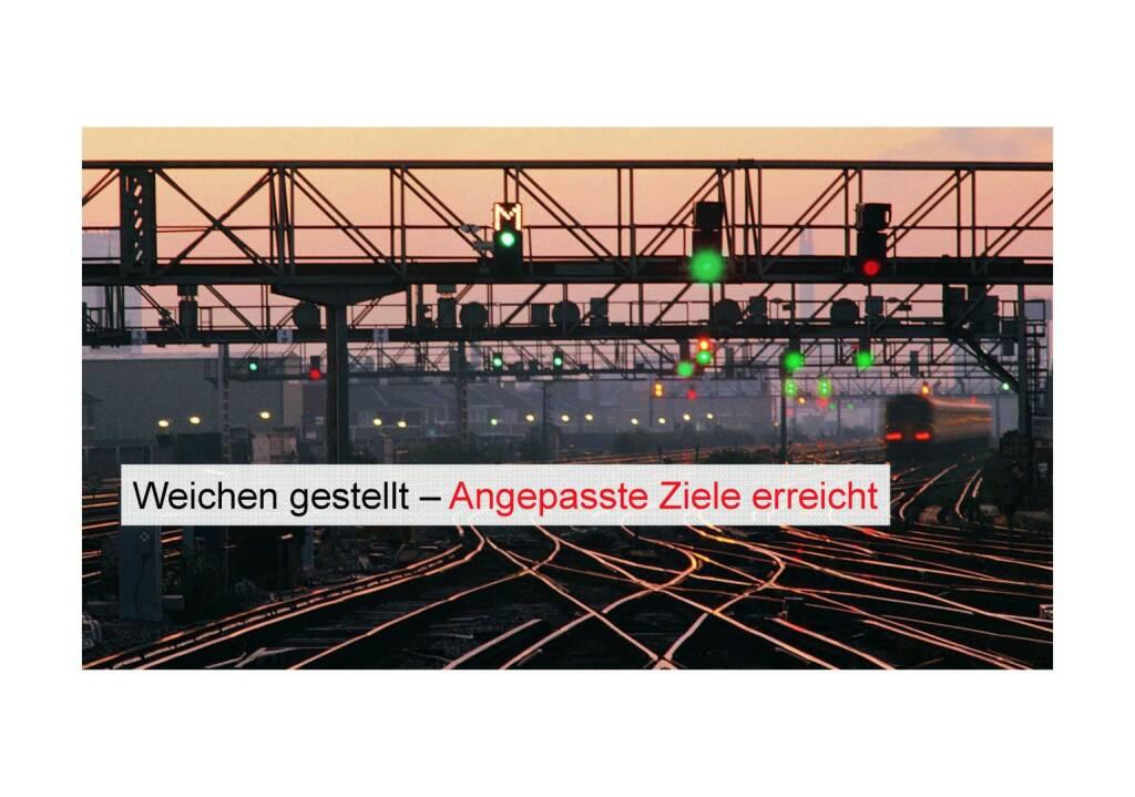 Deutsche Post - Weichen gestellt (02.06.2016)