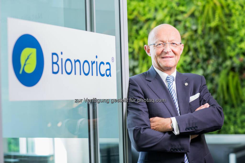 Michael A. Popp, Vorstandsvorsitzender und Inhaber Bionorica SE : Bionorica SE investiert weiter stark in Österreich und eröffnet eigene Repräsentanz in Wien : Fotocredit: Jan Voth/ Bionorica SE, © Aussendung (06.06.2016)