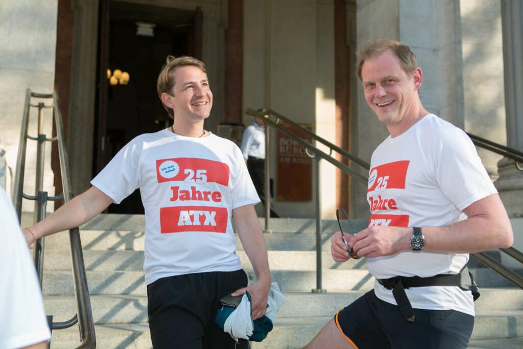 Richard Dobetsberger, Stefan Lenhart (25 Jahre ATX - Lauf in rot-weiss-rot) (09.06.2016)