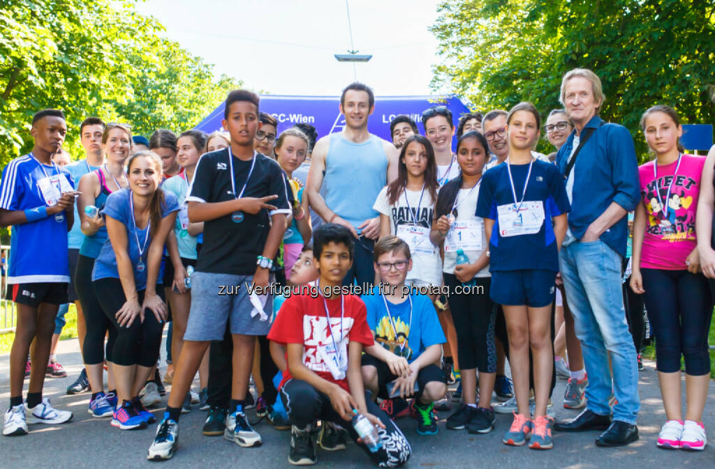U-Run for Kids, © © Teach For Austria — Partner des globalen Bildungsnetzwerks Teach For All , Foto Credits: Markus Sepperer, David Blacher  (11.06.2016)