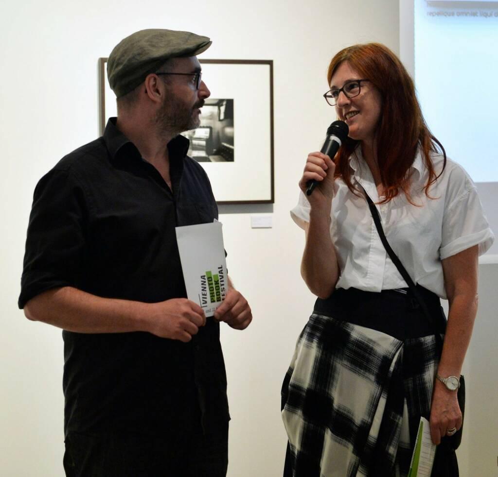 Michael Kollmann, Regina Maria Anzenberger (photo: Alina Parigger/ OstLicht) (13.06.2016)