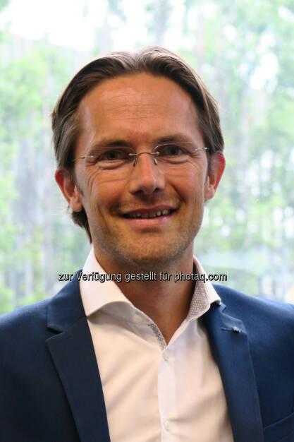 Christoph Hammer : Neuer Head of Marketing bei Navax : Fotocredit: Navax Unternehmensgruppe, © Aussender (17.06.2016)