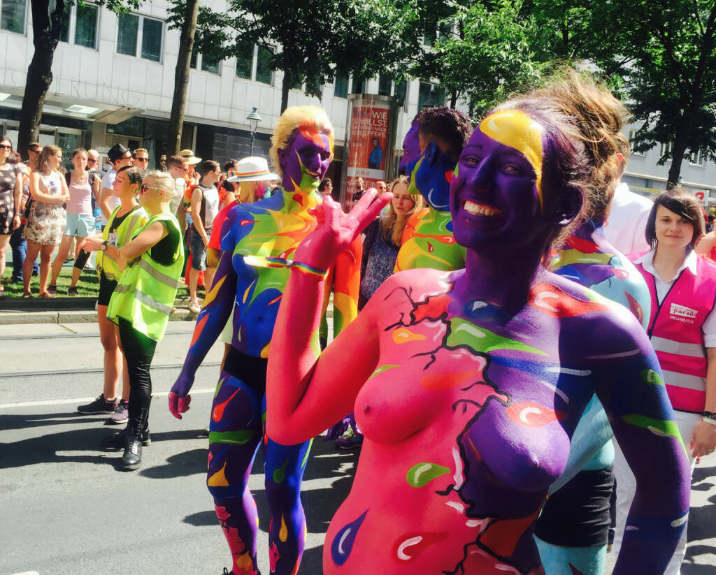 Yes Regenbogenparade, © diverse photaq (20.06.2016)