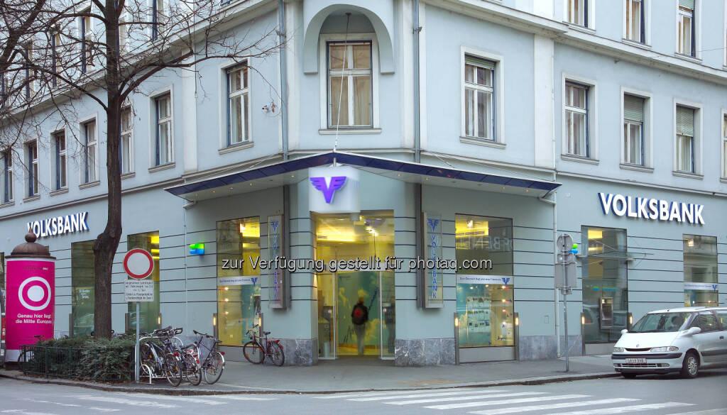 Hauptanstalt VB Steiermark AG : Fusion der Volksbanken Steiermark Mitte AG, Obersteiermark e.Gen. und Süd-Oststeiermark e.Gen. zur neuen, starken Volksbank Steiermark AG : Fotocredit: Volksbank, © Aussendung (20.06.2016)
