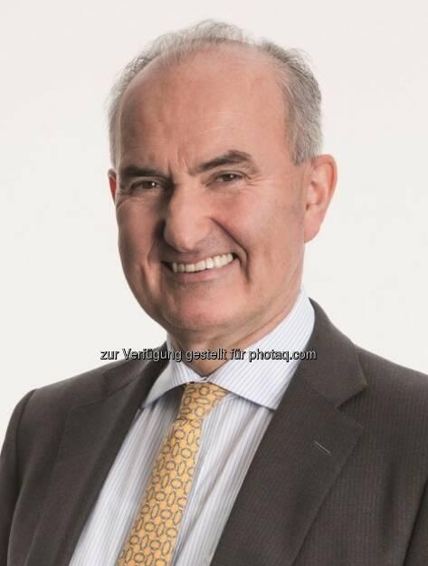 Johann Marihart weitere zwei Jahre Präsident des Europäischen Zuckerindustrieverbandes CEFS : Fotocredit: Agrana, © Aussender (21.06.2016)