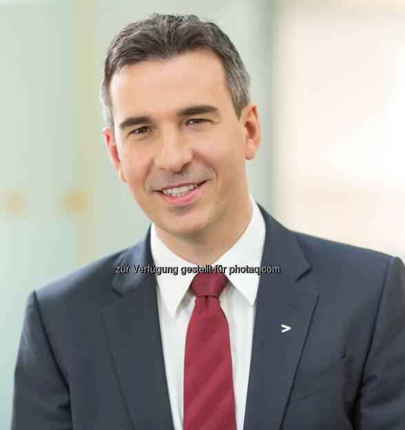Michael Zettel ist neuer Country Managing Director bei Accenture Österreich: Fotocredit: Accenture/Draper, © Aussender (21.06.2016)