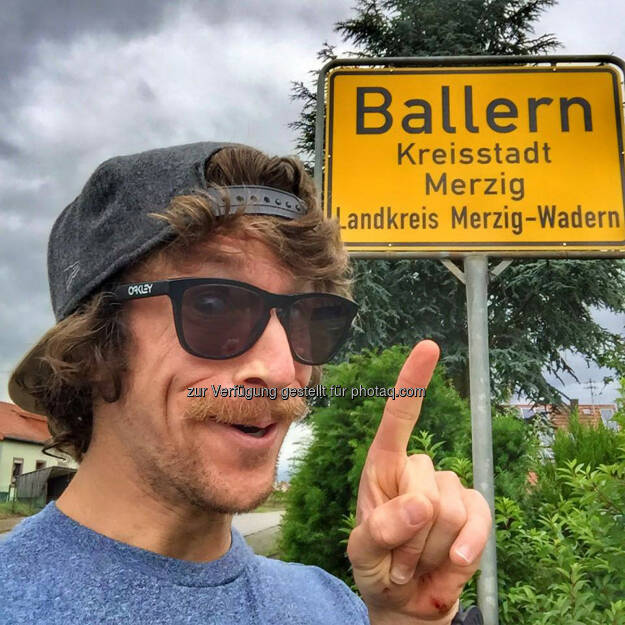 Florian Neuschwander, Ballern, © Florian Neuschwander (22.06.2016)