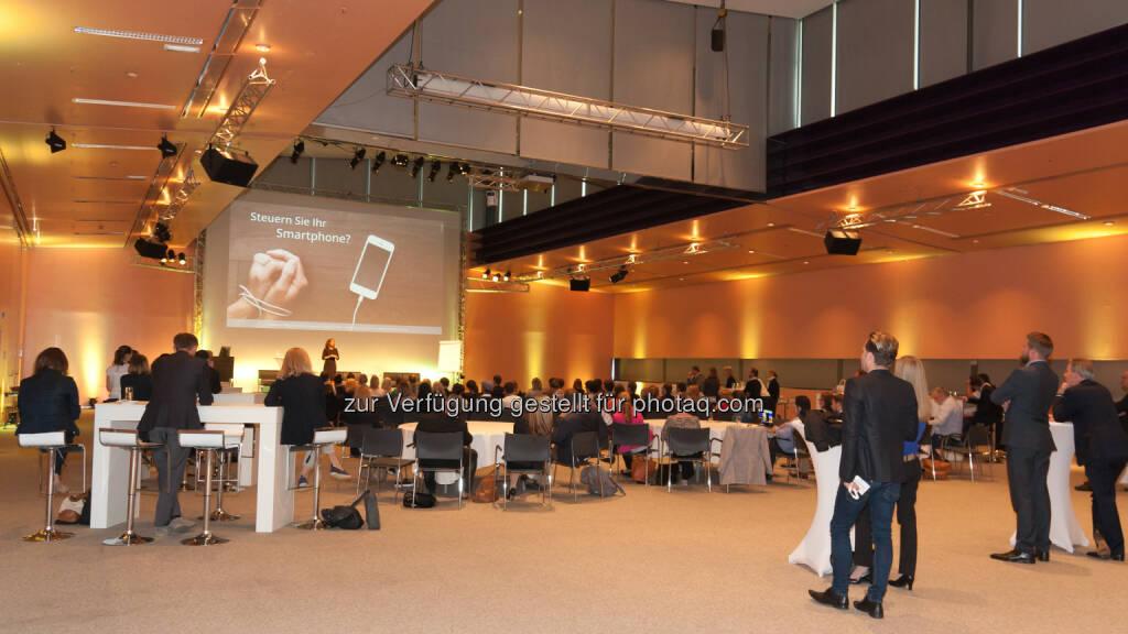 Session Erfolgsfaktor Mensch im digitalen Zeitalter : Vom 20. – 21. Juni fand die Convention4u, das Tagungslabor der Kongressexperten, im Messecongress Graz statt : Fotocredit: ACB/Hannes Grundschober bildgewaltig.at (28.06.2016)