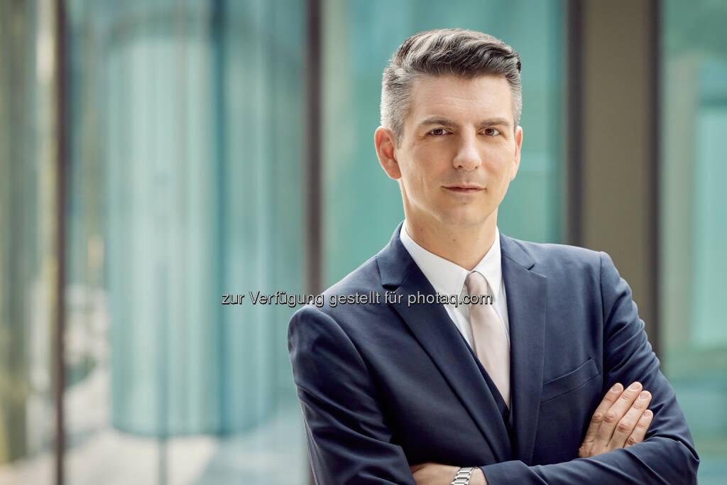 Bosko Skoko neuer Leiter Öffentlichkeitsarbeit der Österreichischen Ärztekammer : Fotocredit: Österreichische Ärztekammer/Christina Häusler, © Aussender (29.06.2016)