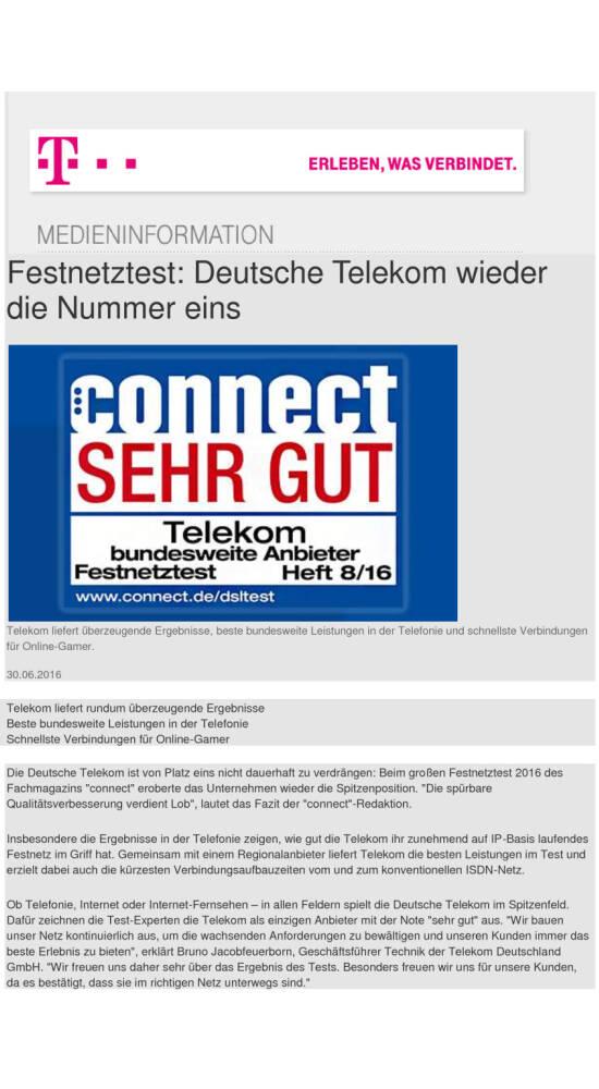 Deutsche Telekom Nummer