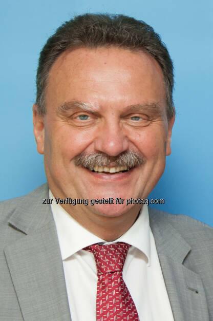 Friedrich Pöltl : Neuer Obmannstellvertreter in der AUVA : Fotocredit: Raimund Gryc/Auva, © Aussender (30.06.2016)
