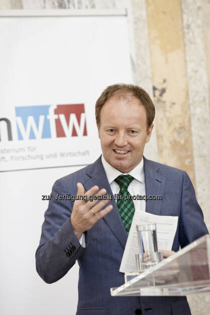 Michael Losch, Sektionschef BMWFW, © Michèle Pauty (01.07.2016)