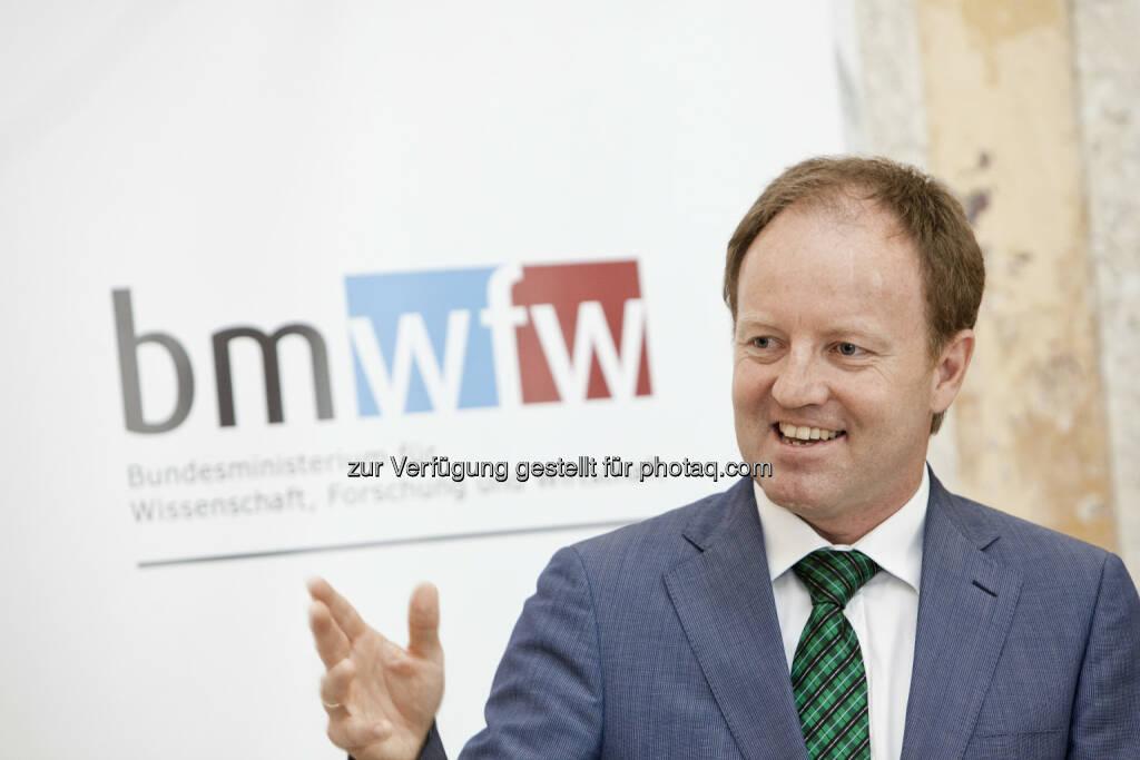 Michael Losch, Sektionschef BMWFW , © Michèle Pauty (01.07.2016)