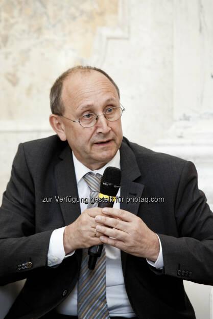 Ludwig Nießen Wiener Börse, © Michèle Pauty (01.07.2016)