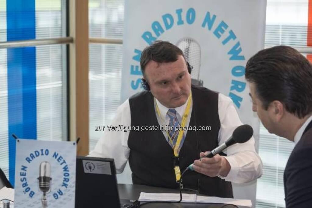 Börsen Radio Network, Invest 2013 in Stuttgart - http://www.messe-stuttgart.de/invest/ (19.04.2013)