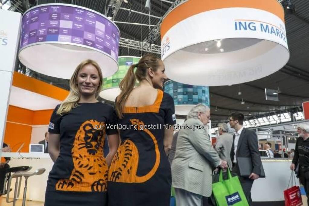 ING Markets, Invest 2013 in Stuttgart - http://www.messe-stuttgart.de/invest/ (19.04.2013)