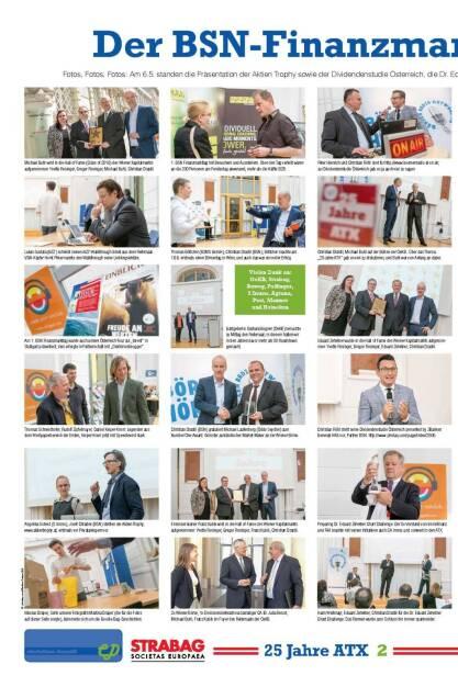 Fachheft 45-46 - Der BSN-Finanzmarkttag: 25 Jahre ATX 1/2 (05.07.2016)