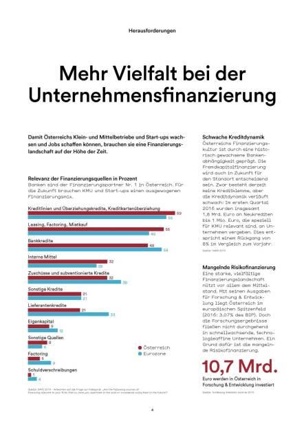 Mehr Vielfalt bei der Unternehmensfinanzierung (05.07.2016)
