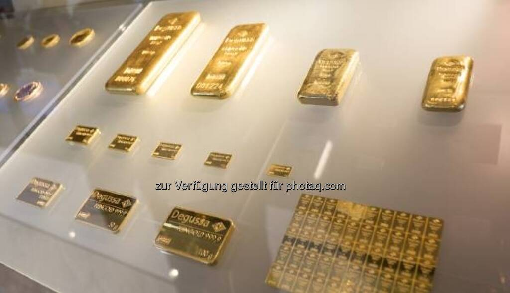 Gold, Invest 2013 in Stuttgart - http://www.messe-stuttgart.de/invest/ (19.04.2013)