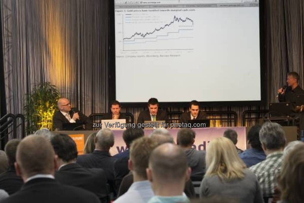 Charts, Invest 2013 in Stuttgart - http://www.messe-stuttgart.de/invest/ (19.04.2013)
