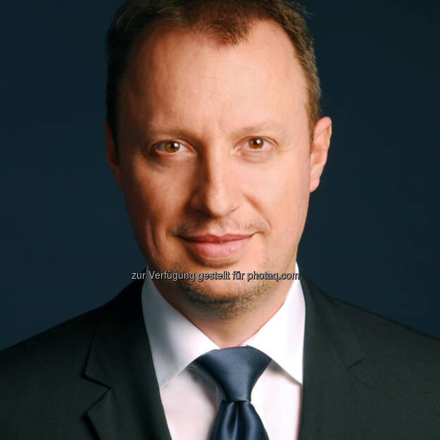 Aleš Stárek : Facc AG nominiert Aleš Stárek zum neuen Finanzvorstand : Fotocredit: Facc AG, © Aussender (11.07.2016)