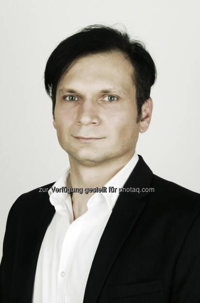 Radomir Jedrasiak : Neuer Creative Director bei Welldone Werbung und PR GmbH : Fotocredit: Radomir Jedrasiak, © Aussender (12.07.2016)