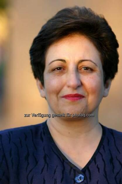 Shirin Ebadi (im Exil lebende Friedensnobelpreisträgerin) : live im TV: Talk im Hangar-7 : Der Islam und wir: Nichts als Ärger? Donnerstag, 14. Juli, ab 22:15 Uhr : Fotocredit: Ana Elisa Fuentes Flickr, © Aussender (12.07.2016)
